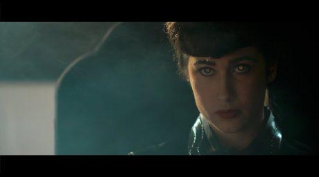 Blade Runner Scene